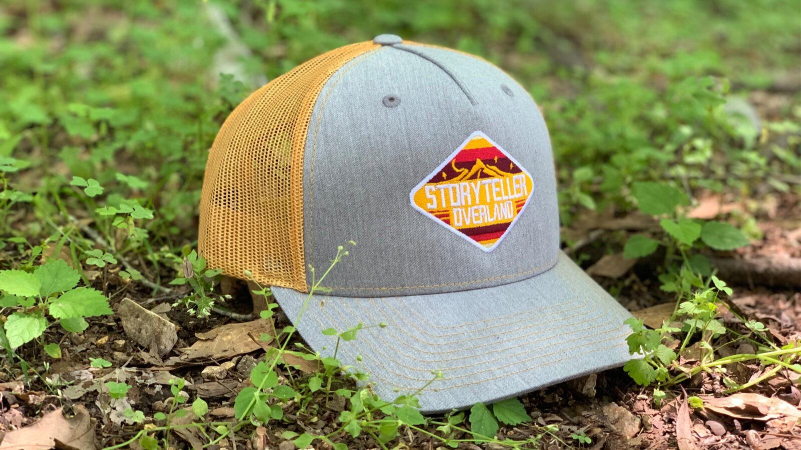 Storyteller Overland retro hat