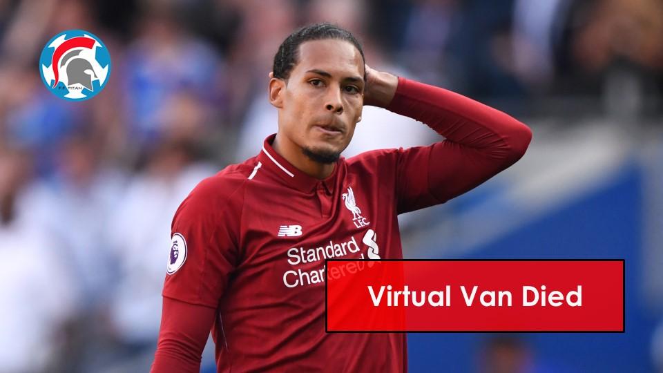 Virtual Van died
