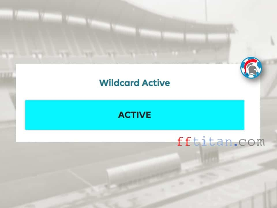 FPL Wildcard 2020