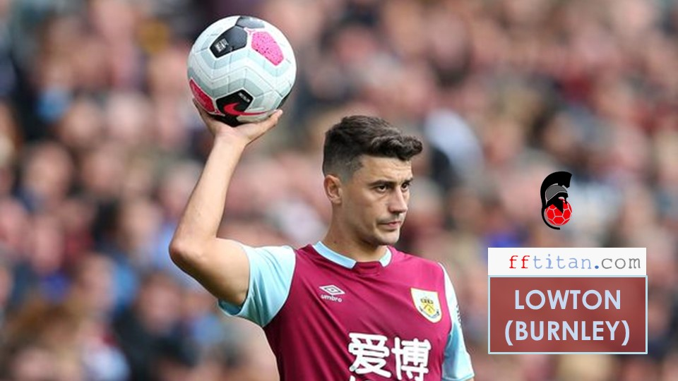 FPL Team Preview Burnley