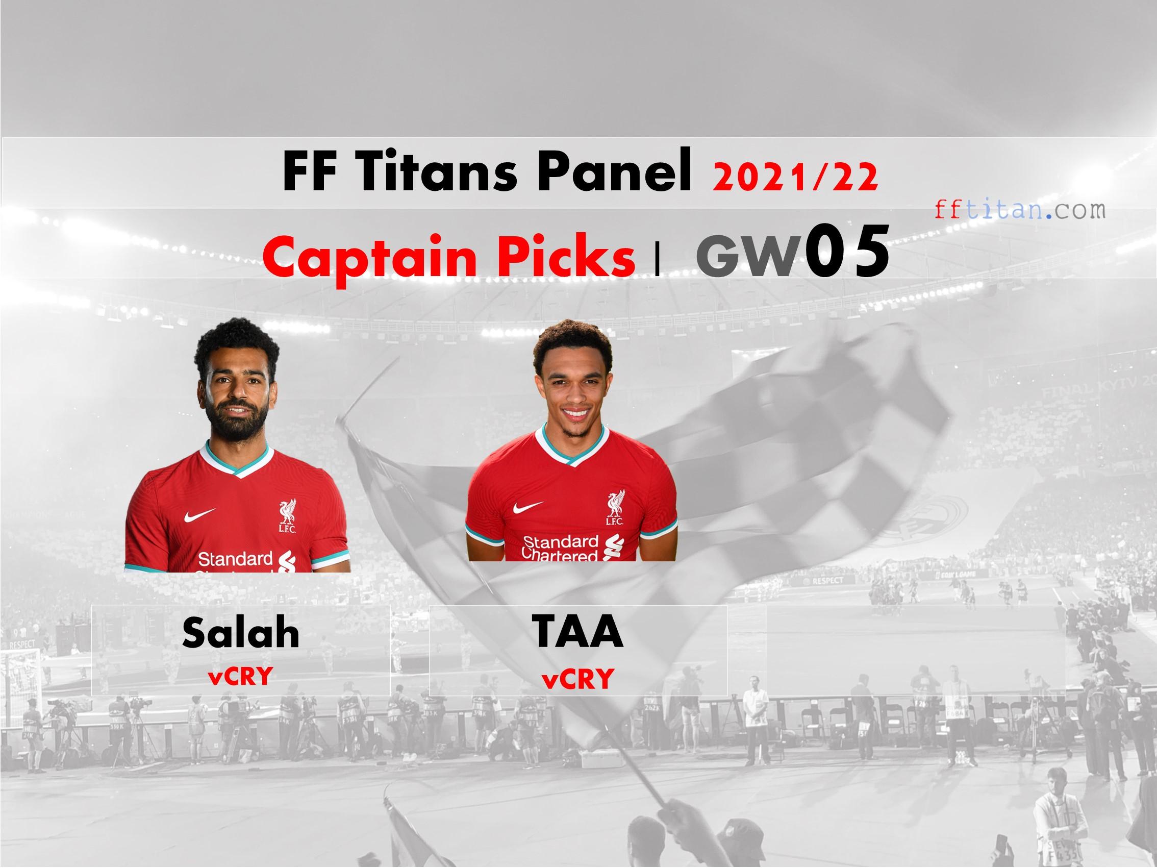 FPL GW05 Captain