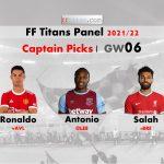 FPL GW06 Captain