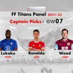 FPL GW07 Captain