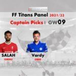 FPL GW9 Captain