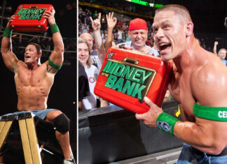2021 WWE Money in the Bank results, Recap, Grades John Cena Returns to WWE after the Epic Main Event