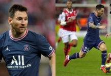 Lionel Messi Makes PSG Debut in 2 0 Victory vs Reims