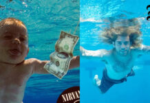 Spencer Elden Man Photographed As A Baby On Nevermind