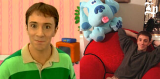 'I-never-forgot-you-—-ever'-Steve,-the-former-Blue's-Clues'-host,-assures-his-grown-up-fans-2