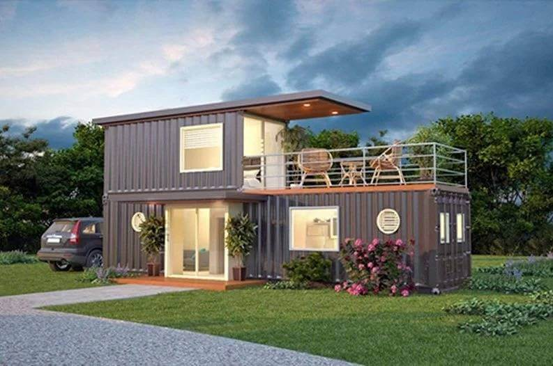 Container House | New Generation Cabins & Homes