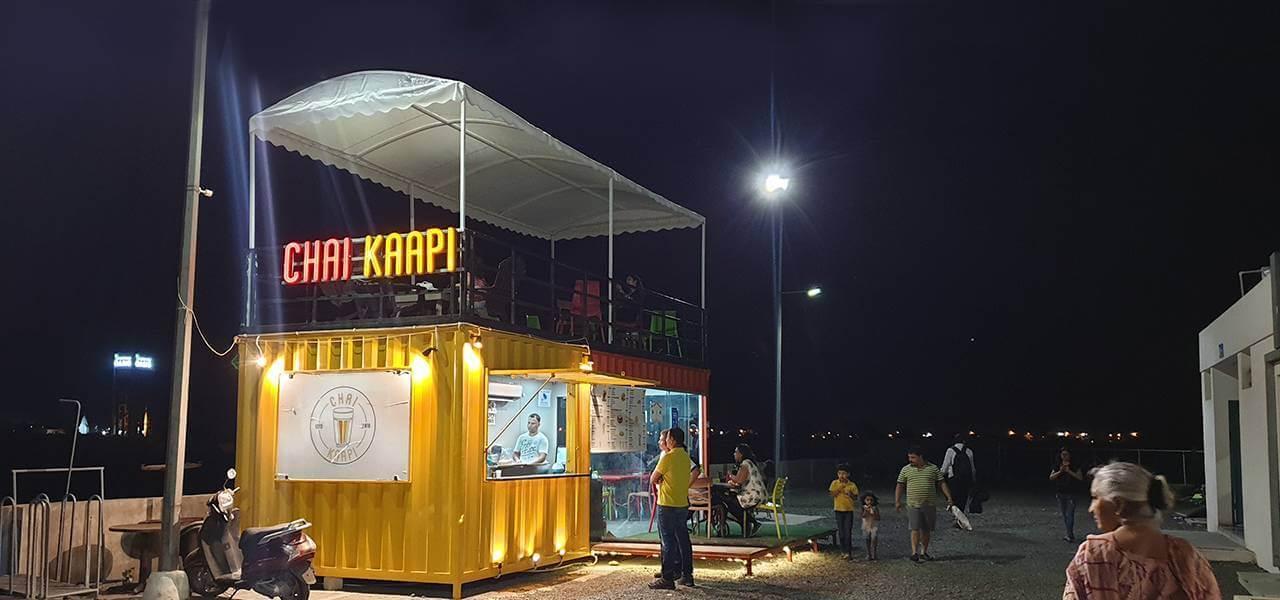 Container Cafe Chai Kapi