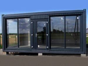 Container Office & Portable Office Cabins by New Generation Cabins & Homes