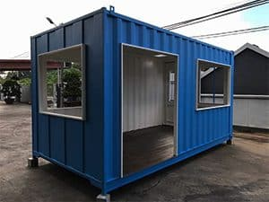 Container Offices Manufacturer in India
