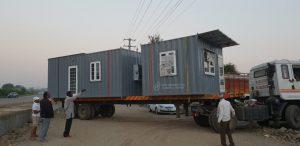Cabin Offices Transportation