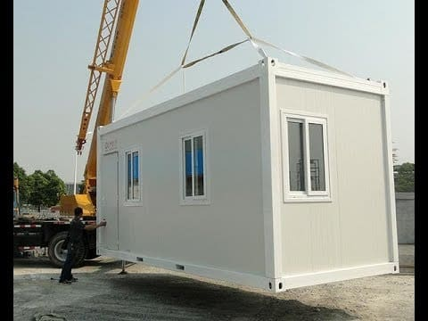 Timely Delivery   New Generation Cabins & Homes