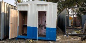 Portable washroom manufacturer in India
