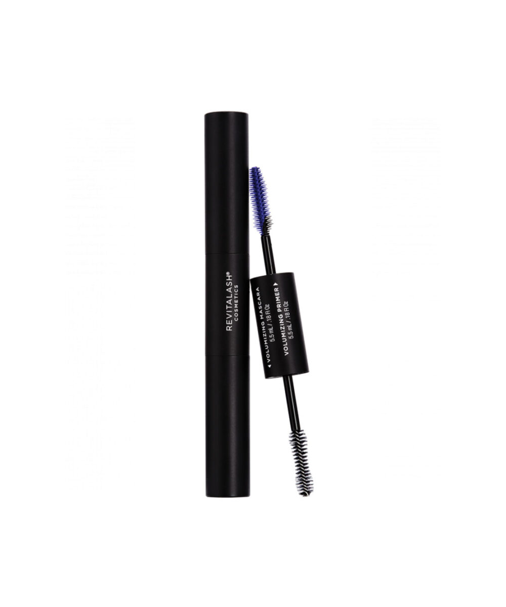 DOUBLE-ENDED VOLUME MASCARA
