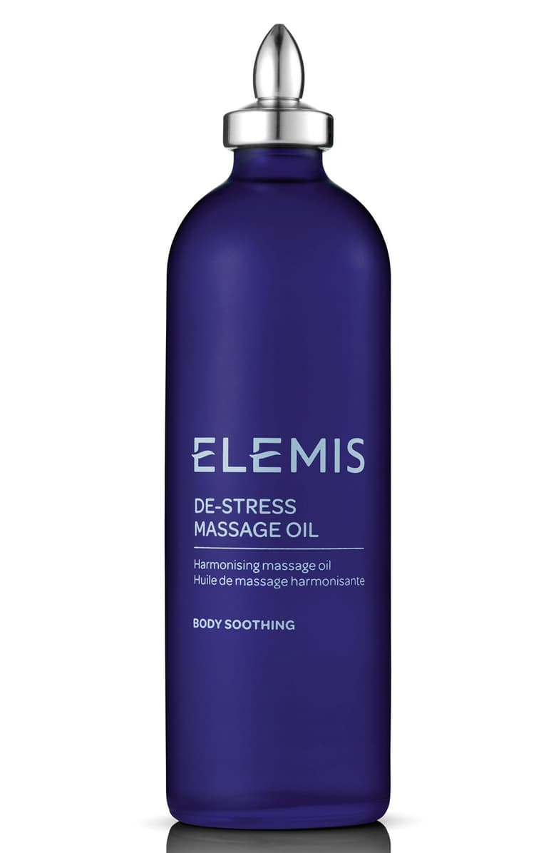 De-Stress Massage Oil 100ml