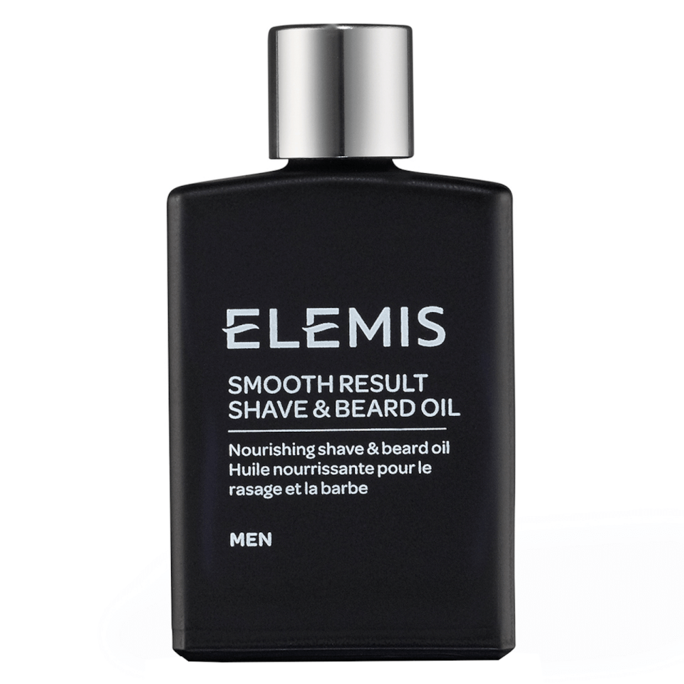 Smooth Result Shave & Beard Oil 30ml