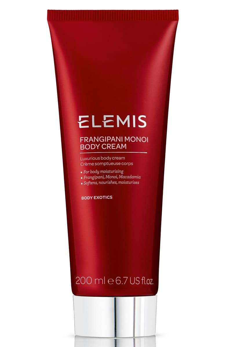 Frangipani Monoi Body Cream 200ml