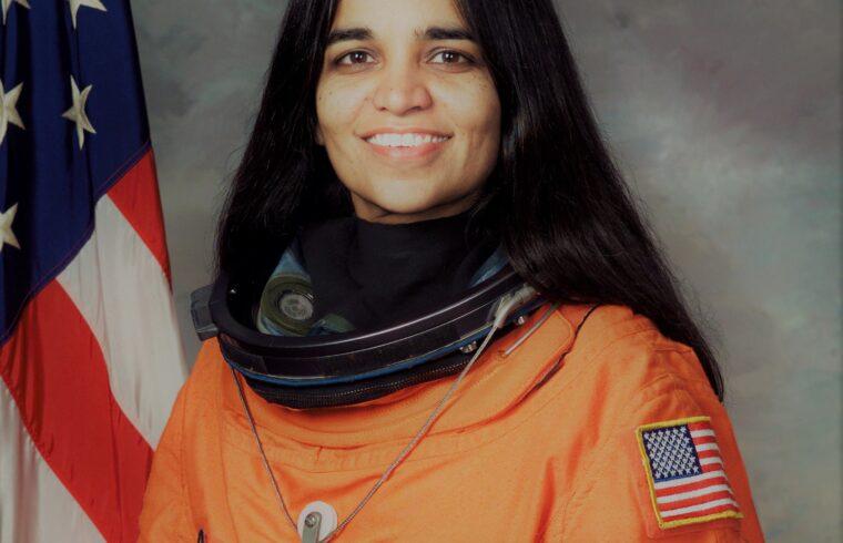 Kalpana Chawla in Hindi