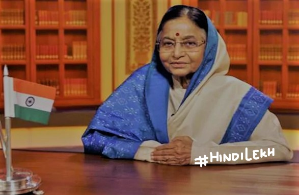 First woman president of India