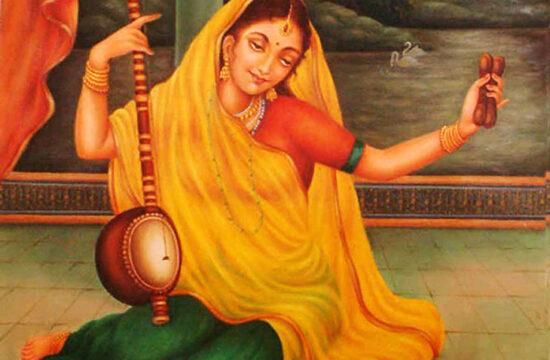 मीराबाई जीवनी Mirabai biography in hindi