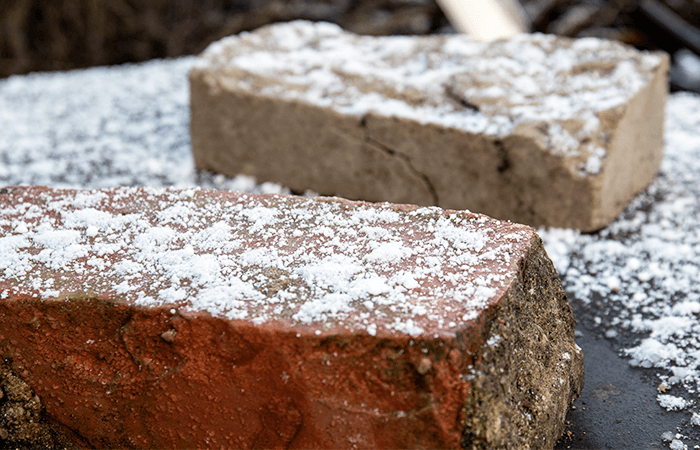 Cold Weather Working Requirements for Bricklayers