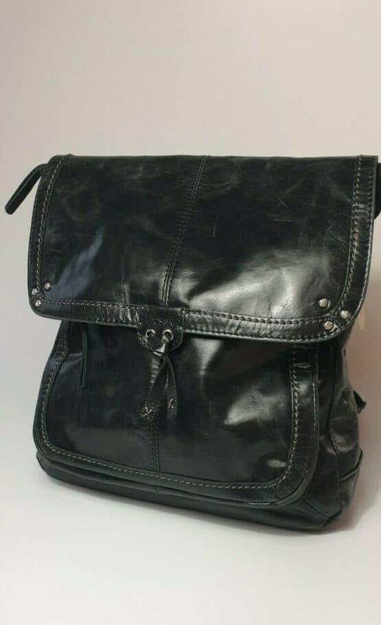 Designer bag by SAK, Distressed Leather Backpack to messenger bag.