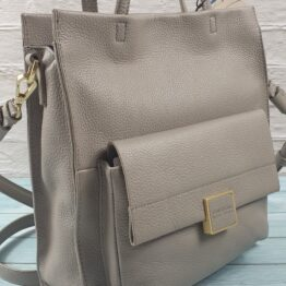 Kenneth Cole New York Christie Leather Backpack