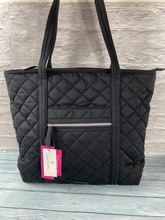 Vera Bradley, Performance Twill Tote bag in Black