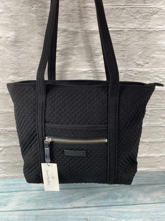 Vera Bradley Classic Black small Iconic Tote bag