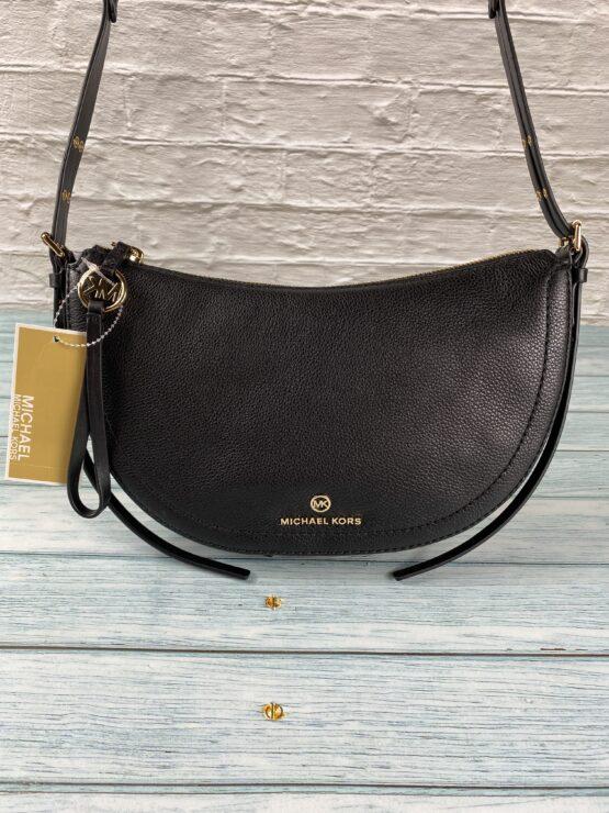Michael Kors Camden Black shoulder bag