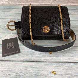 INC international Concepts Convertible belt Bag