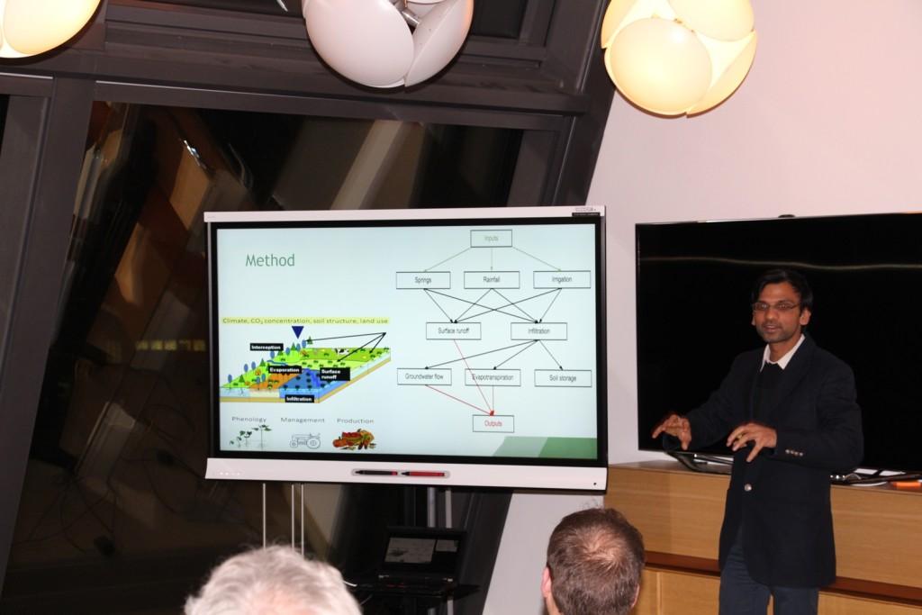 Landnutzungsplanung für den Regenwasseroberflächenabfluss