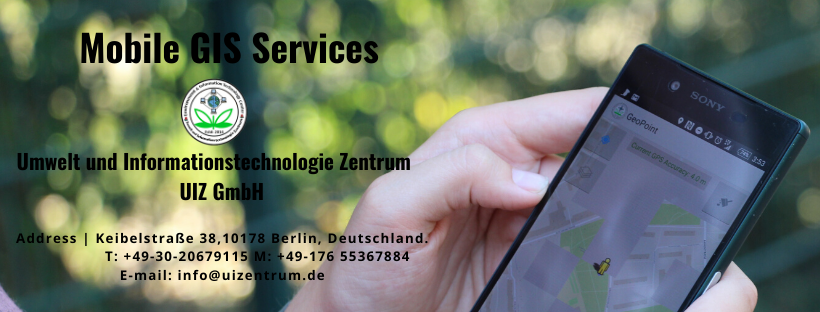 Mobile GIS | uizentrum