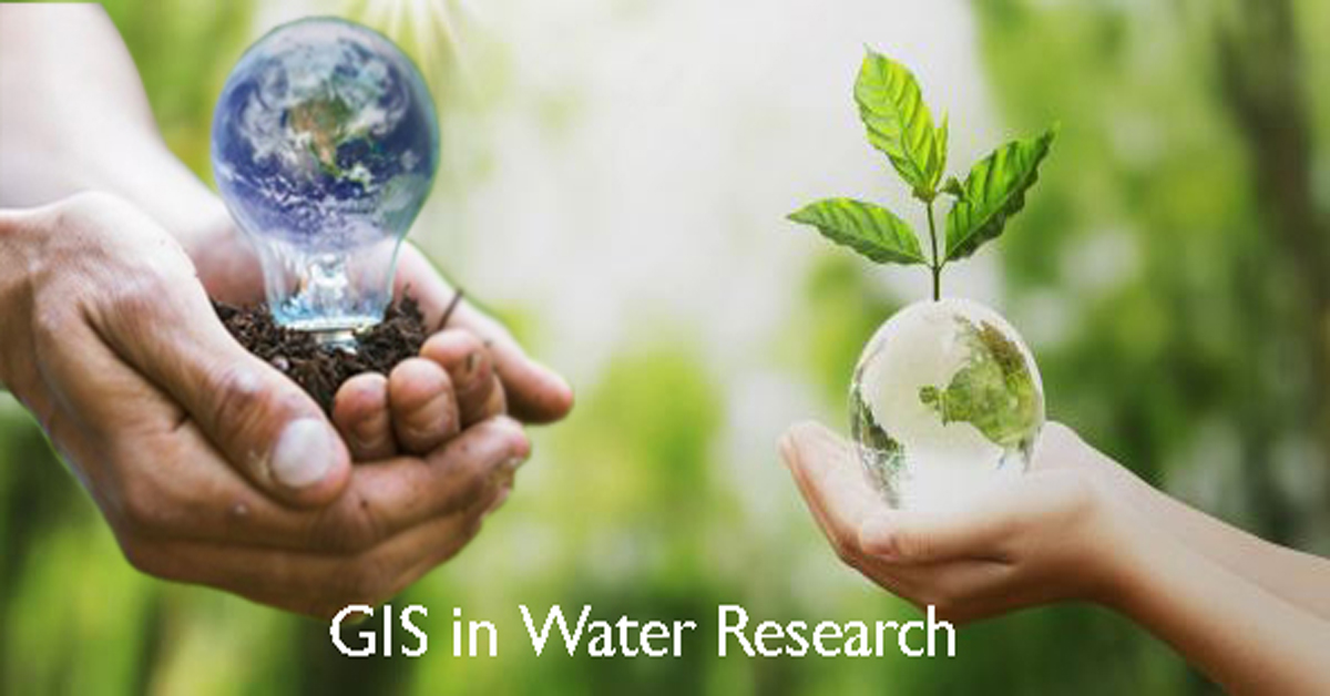 Water Research service by GIS uses copy