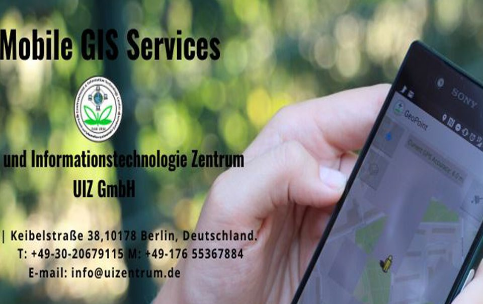 Mobile GIS | uizentrum