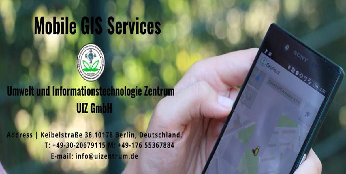 Mobile GIS   uizentrum