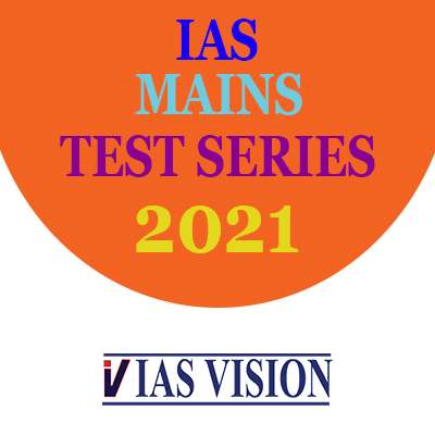 IAS MAINS 2021