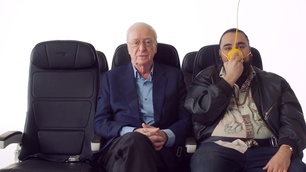 BRITISH AIRWAYS x COMIC RELIEF Safety Video 2018