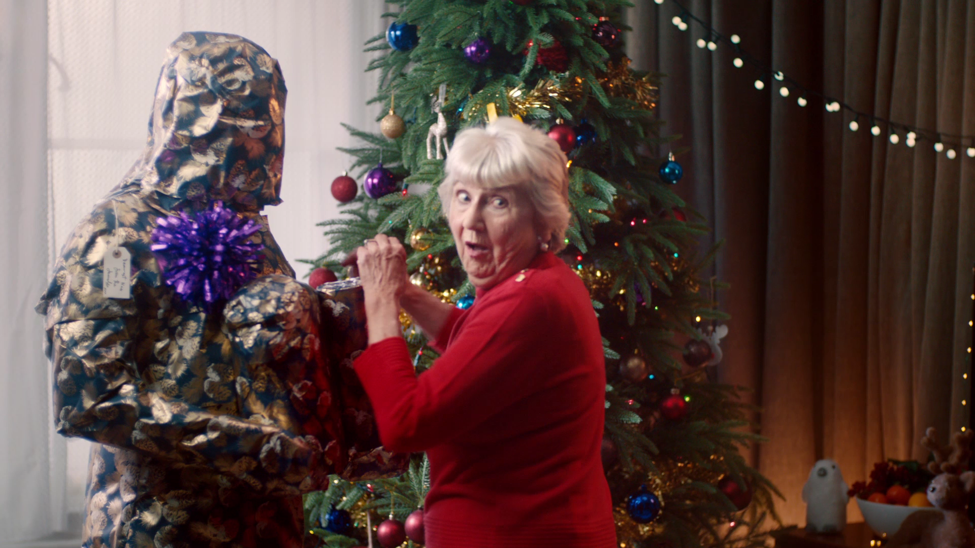 CURRY'S Xmas Idents