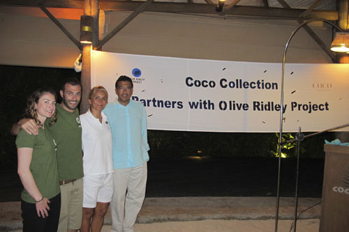 ORP Partners With Coco Collection, Maldives