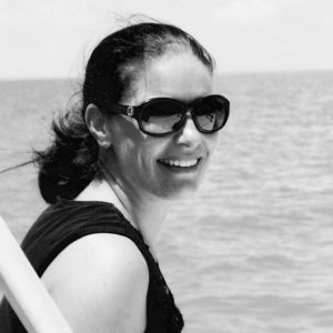 Portrait of Jannicke Hallum Trustee & Website Administrator for the Olive Ridley Project