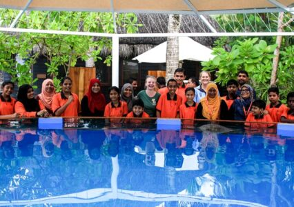 Launch Of  A New Marine Education Programme