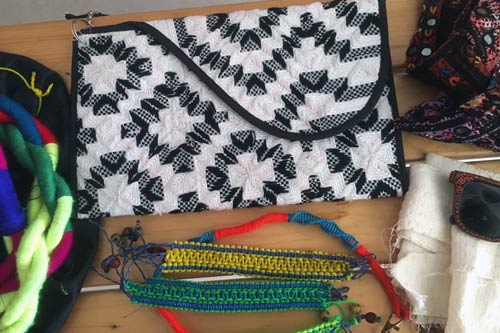 Sustainable and ethical fashion accessories by Nasheman