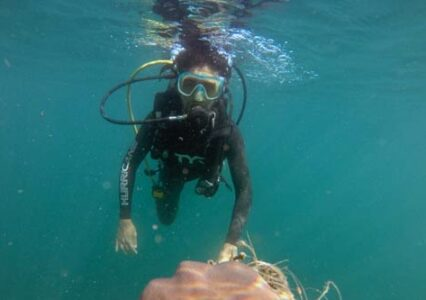ORP's Pakistan Team Gets PADI Certified