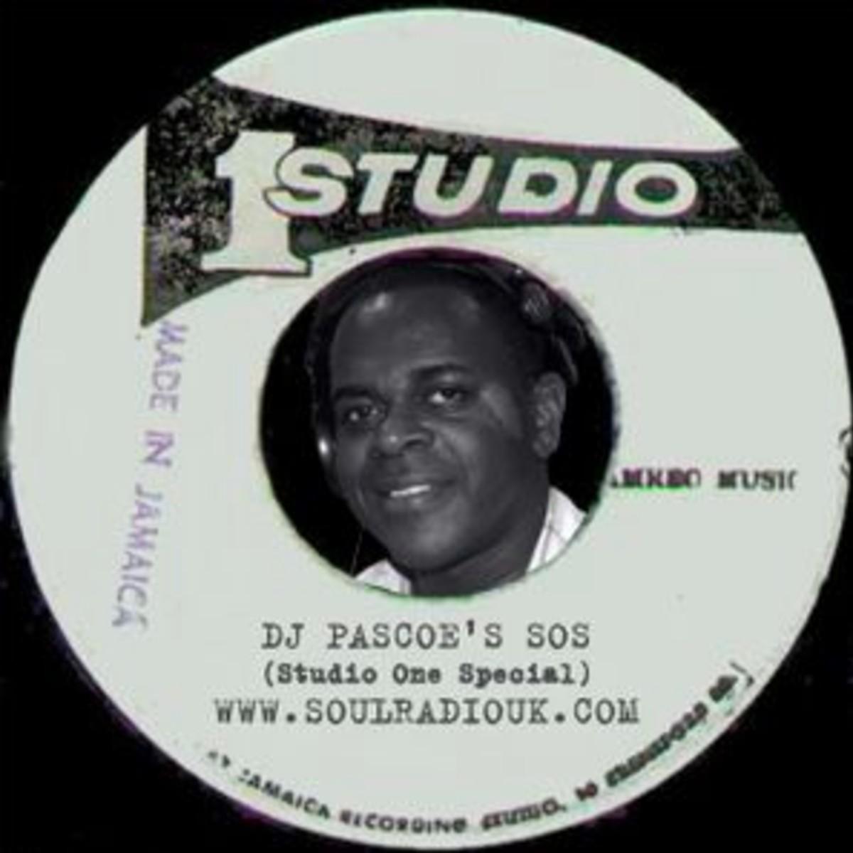 DJ Pascoe's Studio One Special