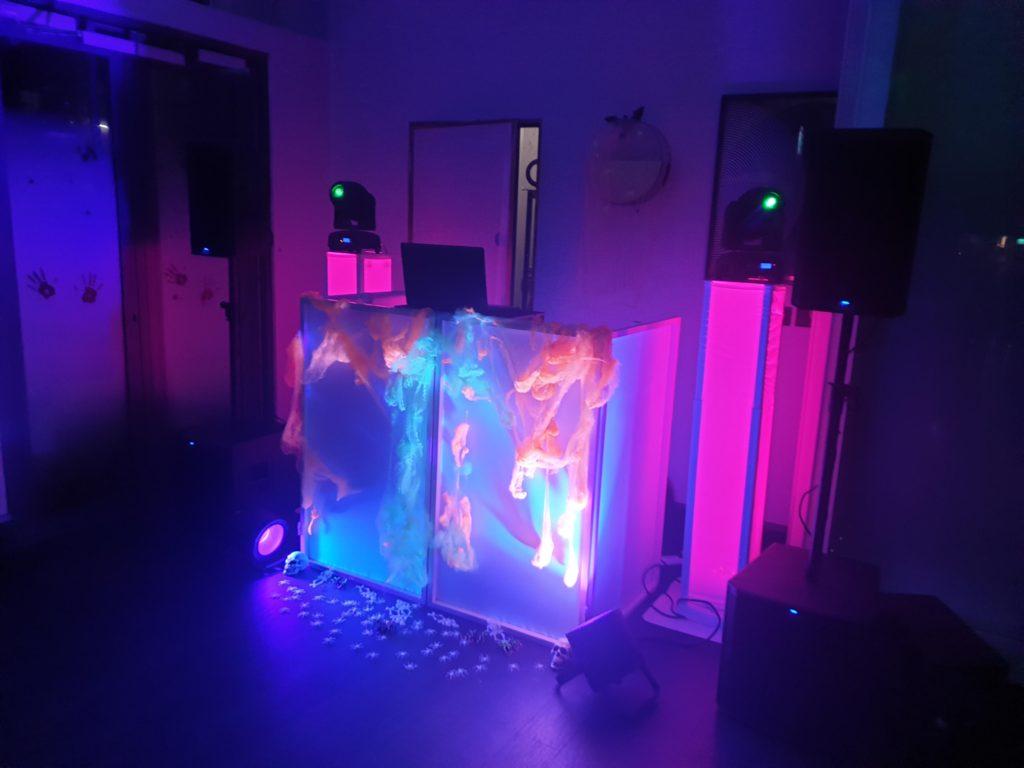 Hallowen Disco Lights