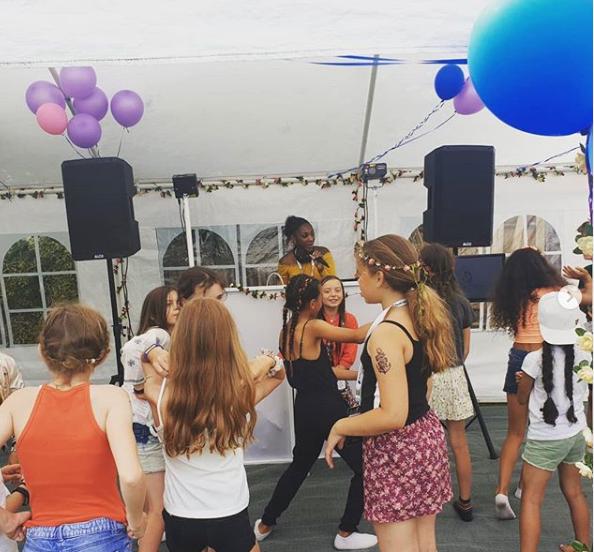 DJ Munirah Children's party DJ