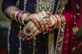 Raj and Ayesha's Wedding